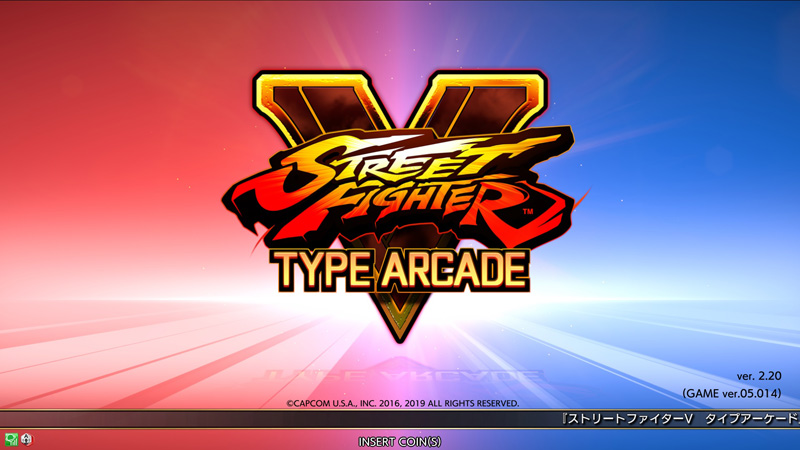 Street Fighter V Type Arcade Sfv_38