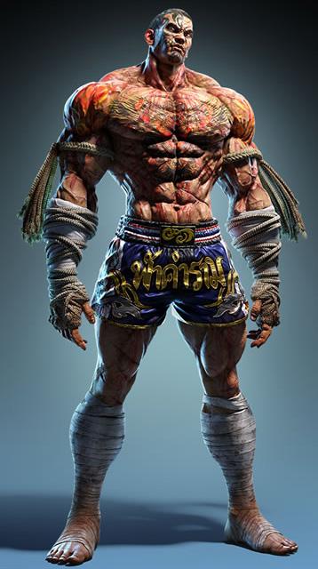 Tekken 7 Fated Retribution Round 2 T7frr2_07