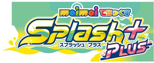 maimai Deluxe Splash PLUS Maimaidxspplus_logo