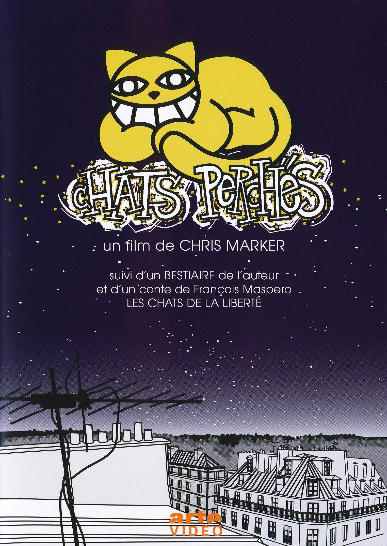 Votre dernier film visionné - Page 10 Chats-perches-dvd