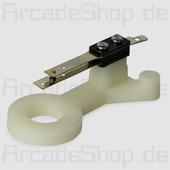 [WIP 50 %] Mini-Pincab de Sebinouse (échelle 1:2) Arcade-leaf-holder-flat