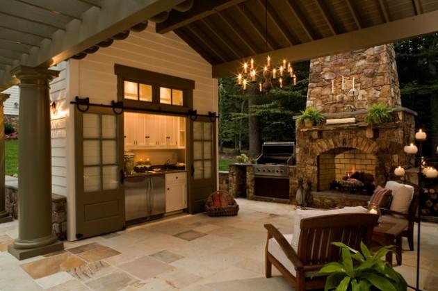مطبخك فى الهواء الطلق مع حديقتك 645-630x419