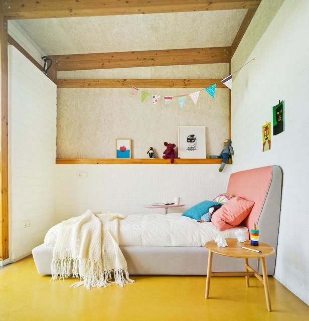 غرف نوم اطفال 15-Stunning-Contemporary-Kids-Room-Designs-Your-Kids-Would-Love-To-Play-In-10