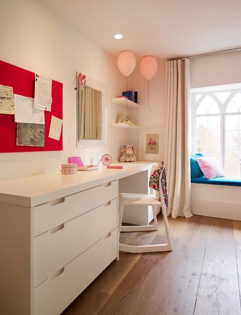 غرف نوم اطفال 15-Stunning-Contemporary-Kids-Room-Designs-Your-Kids-Would-Love-To-Play-In-6