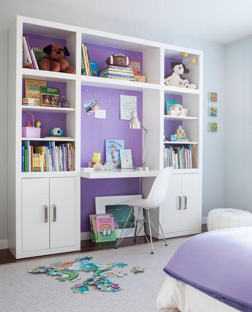 غرف نوم اطفال 15-Stunning-Contemporary-Kids-Room-Designs-Your-Kids-Would-Love-To-Play-In-9