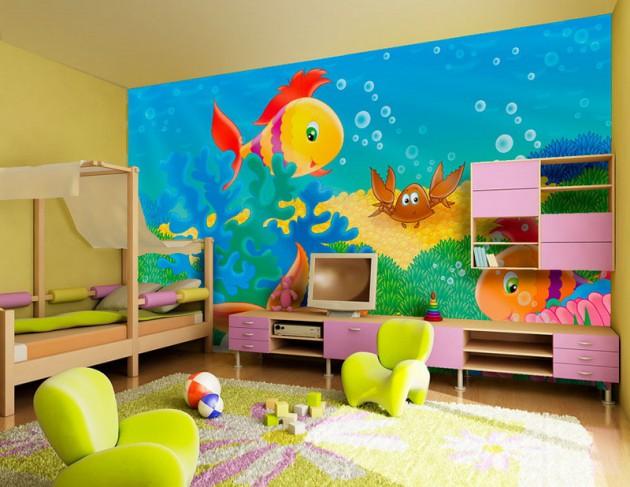 غرف نوم الاطفال 1106-630x487
