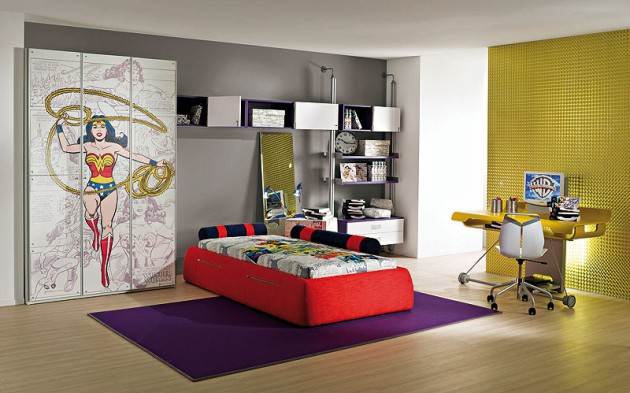 غرف نوم الاطفال 1230-630x393