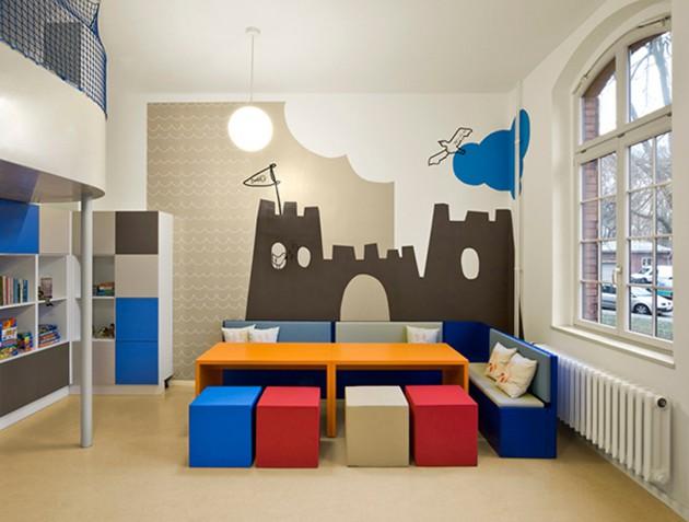 غرف نوم الاطفال 235-630x477