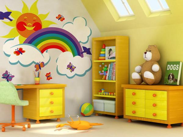 غرف نوم الاطفال 630