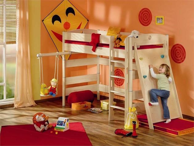 غرف نوم الاطفال 732-630x473