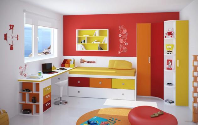 غرف نوم الاطفال 928-630x399