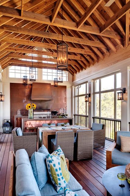 تصاميم مدهشة 15-Breathtaking-Transitional-Porch-Designs-Youll-Fall-In-Love-With-11