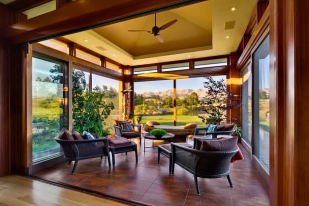تصاميم مدهشة 15-Breathtaking-Transitional-Porch-Designs-Youll-Fall-In-Love-With-13-630x419