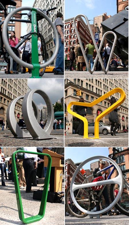 Trovare il proprio posto nel mondo City-rack-competition-rastrelliere-bici-design