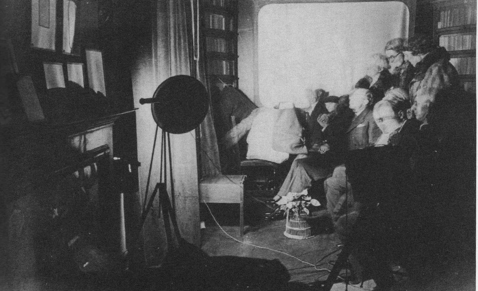Bertrand Meheust , historien de la métapsychique Osty-Schneider_9