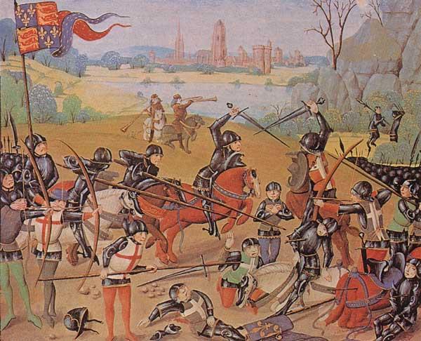 Ritorno al Medioevo Azincourt