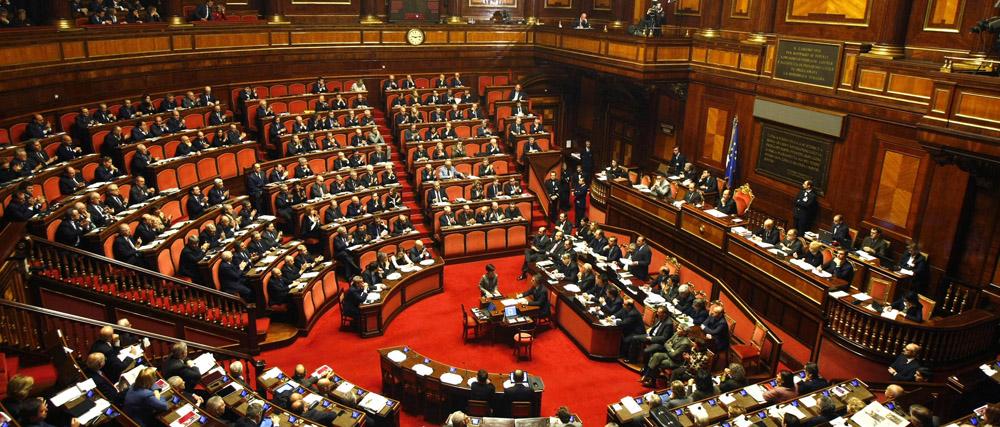 Banche, istituti di credito & Co. Parlamento-italiano