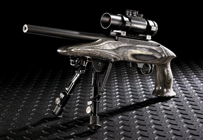 Ruger 22 Charger Pistol  41