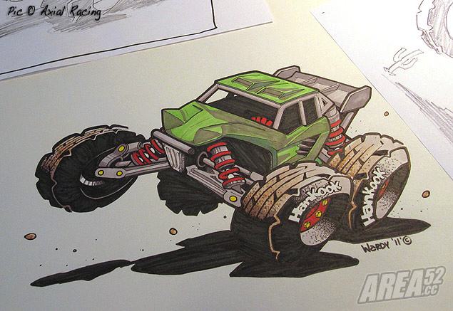 Nouveau kit Racing axial ?? New-Axial-Buggy