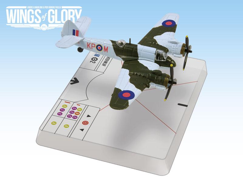 [WW2] Gladiator - Fiat Cr.42 Falco - Beaufighter - Messerschmitt Bf.110 800x600_ww2-wings-of-glory_WGS201C