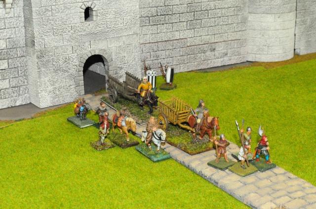 Deux ducs pour une couronne ...ou la guerre de Succession de Bretagne en raccourci ! DSC0023