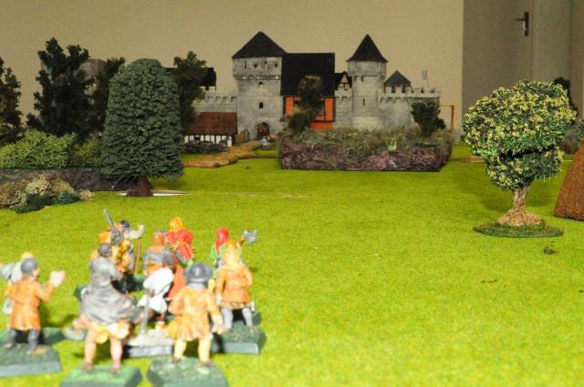 Deux ducs pour une couronne ...ou la guerre de Succession de Bretagne en raccourci ! DSC0028