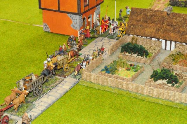 Deux ducs pour une couronne ...ou la guerre de Succession de Bretagne en raccourci ! DSC0039