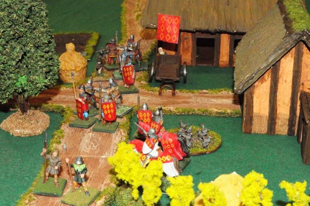 Deux ducs pour une couronne ...ou la guerre de Succession de Bretagne en raccourci ! DSC0041