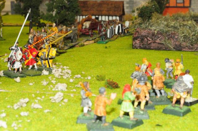 Deux ducs pour une couronne ...ou la guerre de Succession de Bretagne en raccourci ! DSC0066