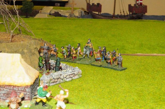 Deux ducs pour une couronne ...ou la guerre de Succession de Bretagne en raccourci ! DSC0071
