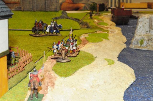 Deux ducs pour une couronne ...ou la guerre de Succession de Bretagne en raccourci ! DSC0072