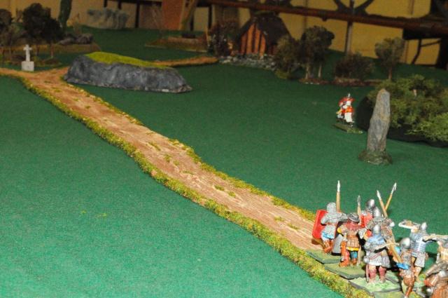 Deux ducs pour une couronne ...ou la guerre de Succession de Bretagne en raccourci ! DSC0077
