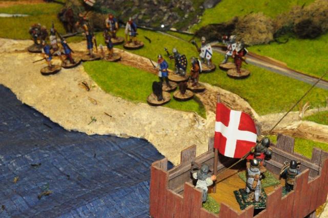 Deux ducs pour une couronne ...ou la guerre de Succession de Bretagne en raccourci ! DSC0139