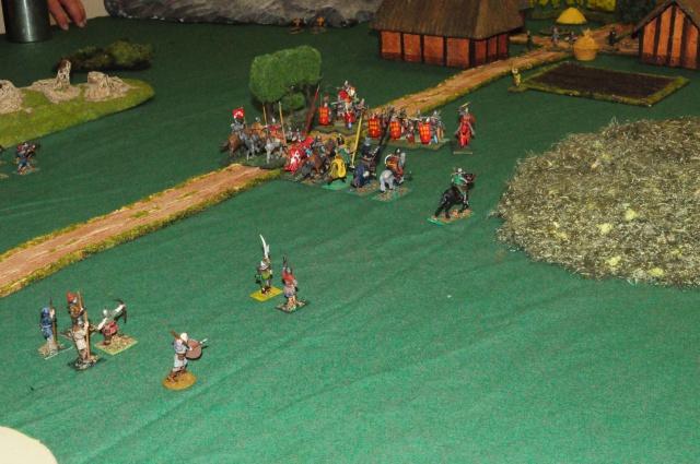 Deux ducs pour une couronne ...ou la guerre de Succession de Bretagne en raccourci ! DSC0141