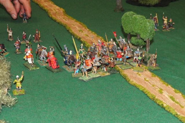 Deux ducs pour une couronne ...ou la guerre de Succession de Bretagne en raccourci ! DSC0144