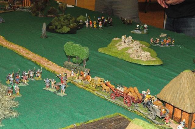 Deux ducs pour une couronne ...ou la guerre de Succession de Bretagne en raccourci ! DSC0193