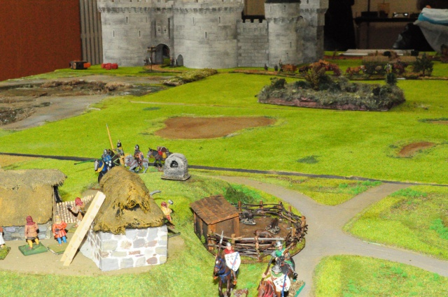 Deux ducs pour une couronne ...ou la guerre de Succession de Bretagne en raccourci ! DSC0232