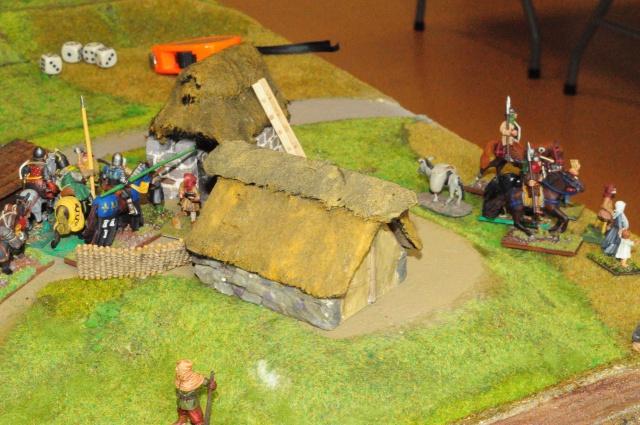 Deux ducs pour une couronne ...ou la guerre de Succession de Bretagne en raccourci ! DSC0234