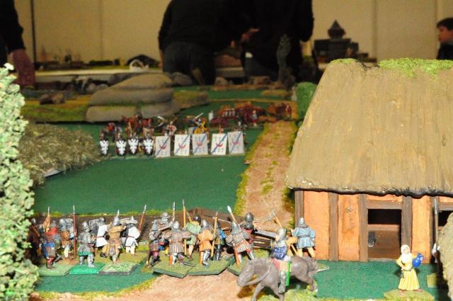 Deux ducs pour une couronne ...ou la guerre de Succession de Bretagne en raccourci ! DSC0283