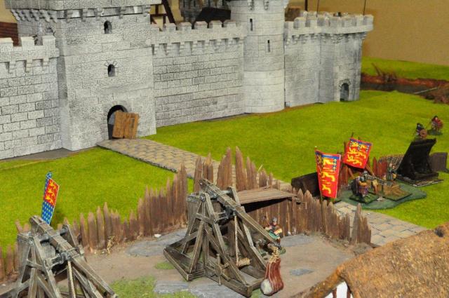 Deux ducs pour une couronne ...ou la guerre de Succession de Bretagne en raccourci ! DSC0310