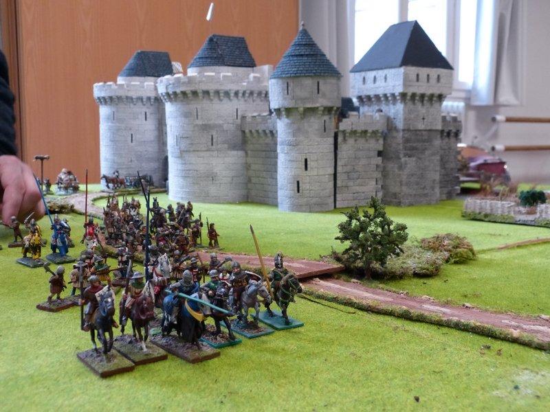 Deux ducs pour une couronne ...ou la guerre de Succession de Bretagne en raccourci ! P1040337
