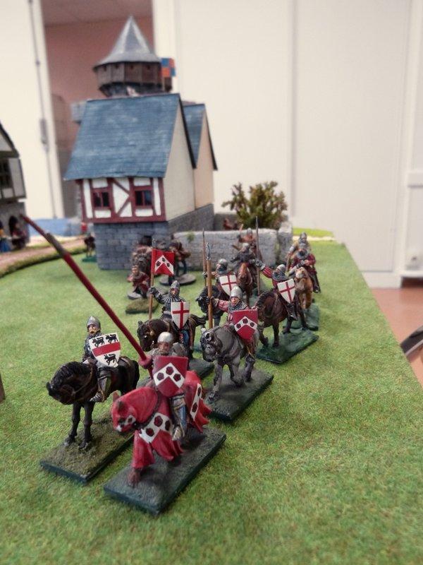 Deux ducs pour une couronne ...ou la guerre de Succession de Bretagne en raccourci ! P1040347