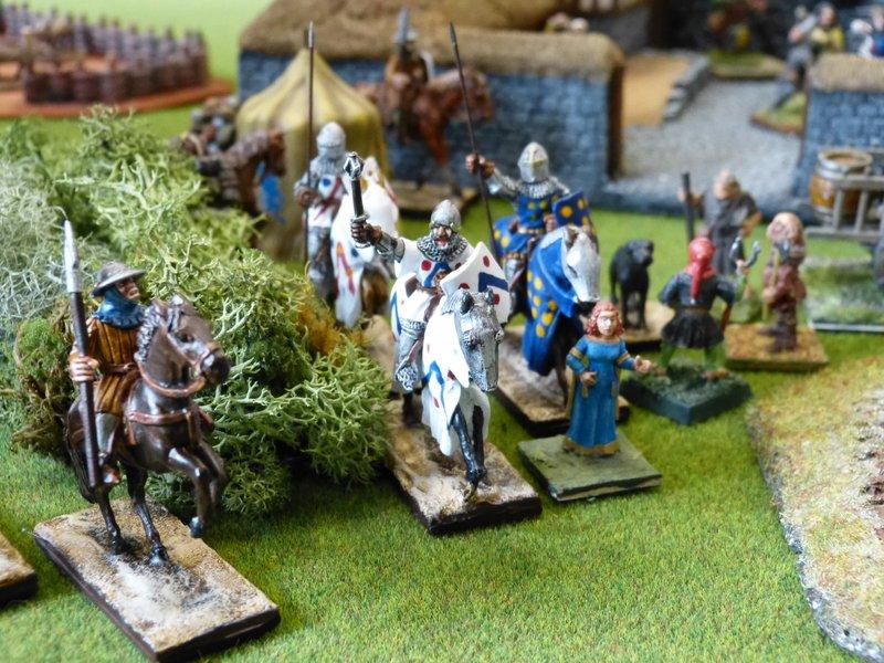 Deux ducs pour une couronne ...ou la guerre de Succession de Bretagne en raccourci ! P1040353