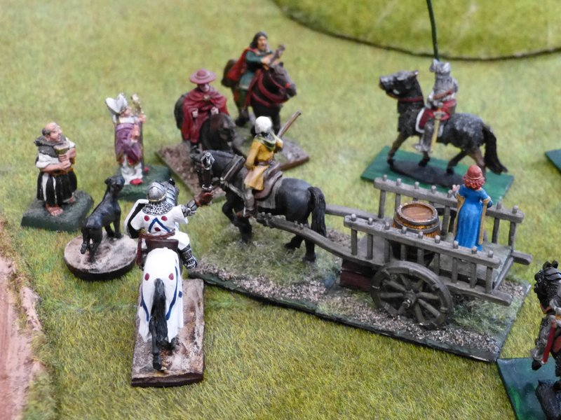 Deux ducs pour une couronne ...ou la guerre de Succession de Bretagne en raccourci ! P1040384