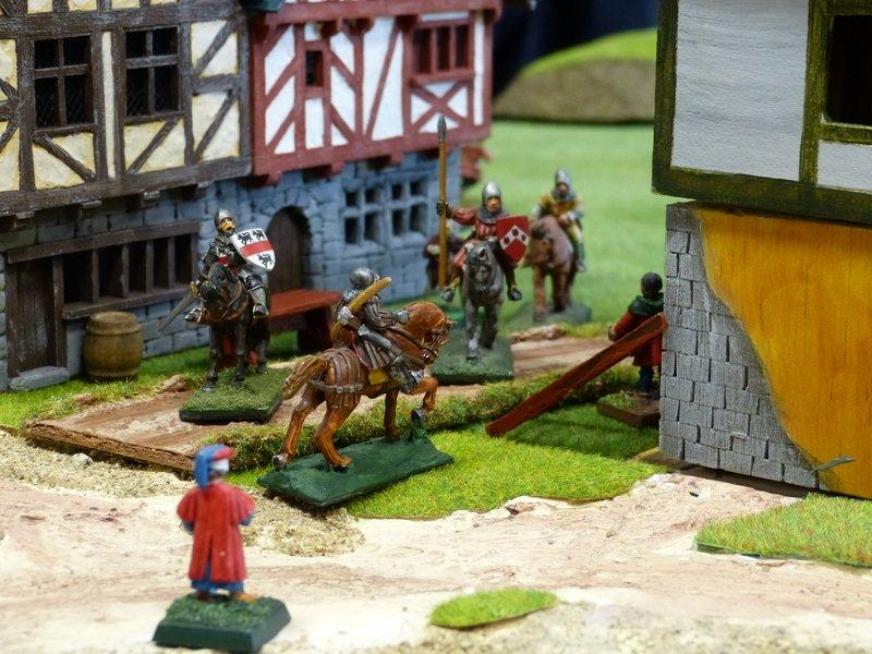 Deux ducs pour une couronne ...ou la guerre de Succession de Bretagne en raccourci ! P1040391