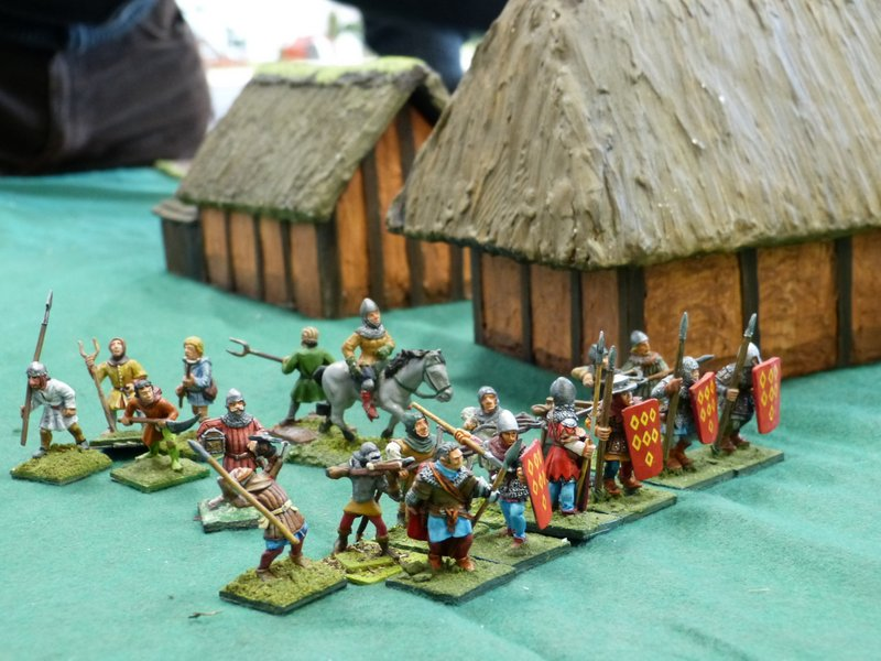 Deux ducs pour une couronne ...ou la guerre de Succession de Bretagne en raccourci ! P1040395