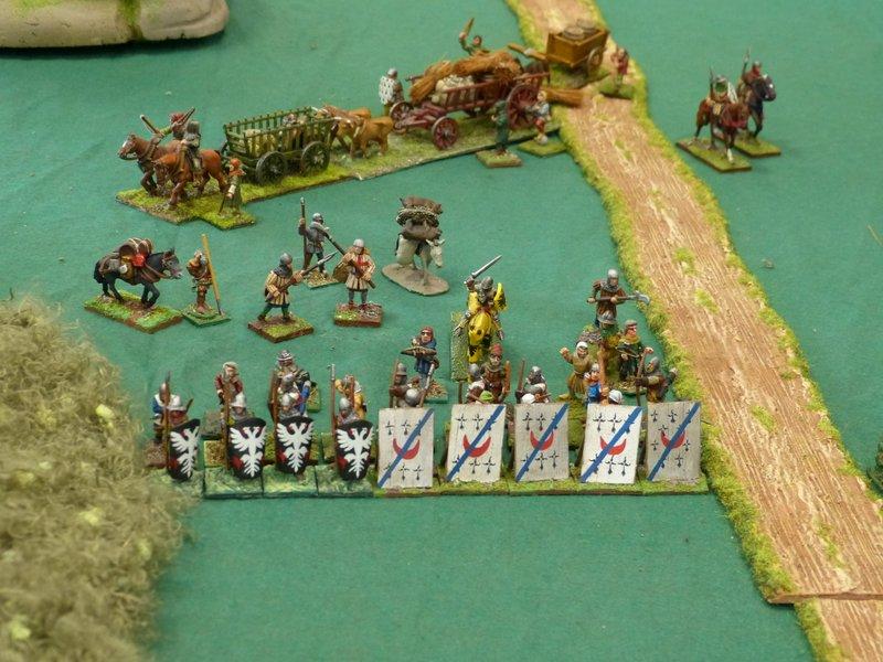Deux ducs pour une couronne ...ou la guerre de Succession de Bretagne en raccourci ! P1040397