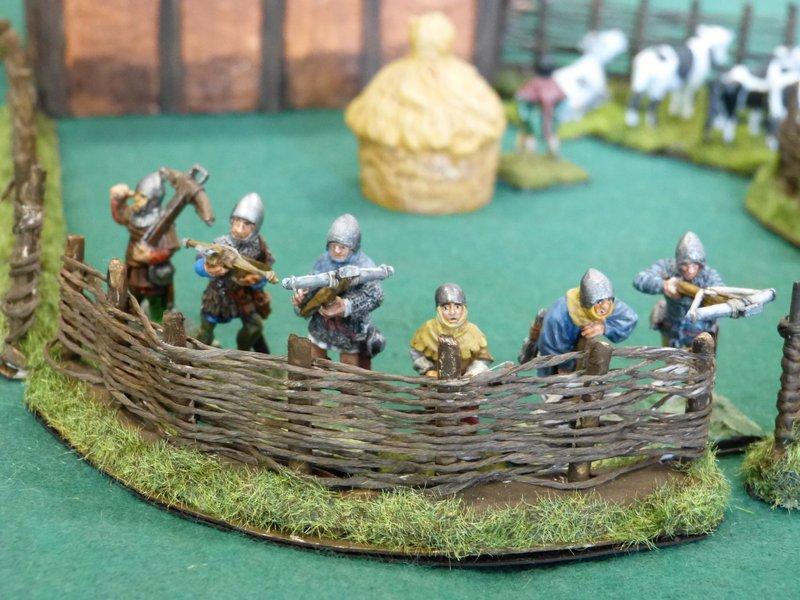 Deux ducs pour une couronne ...ou la guerre de Succession de Bretagne en raccourci ! P1040400