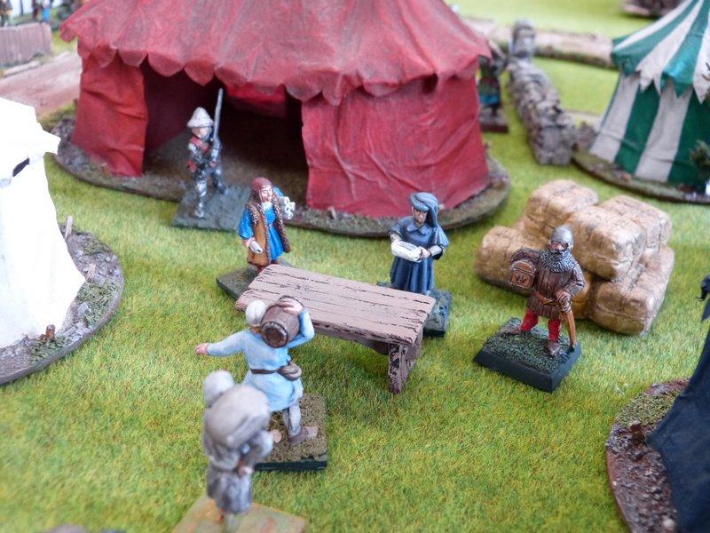 Deux ducs pour une couronne ...ou la guerre de Succession de Bretagne en raccourci ! P1040431