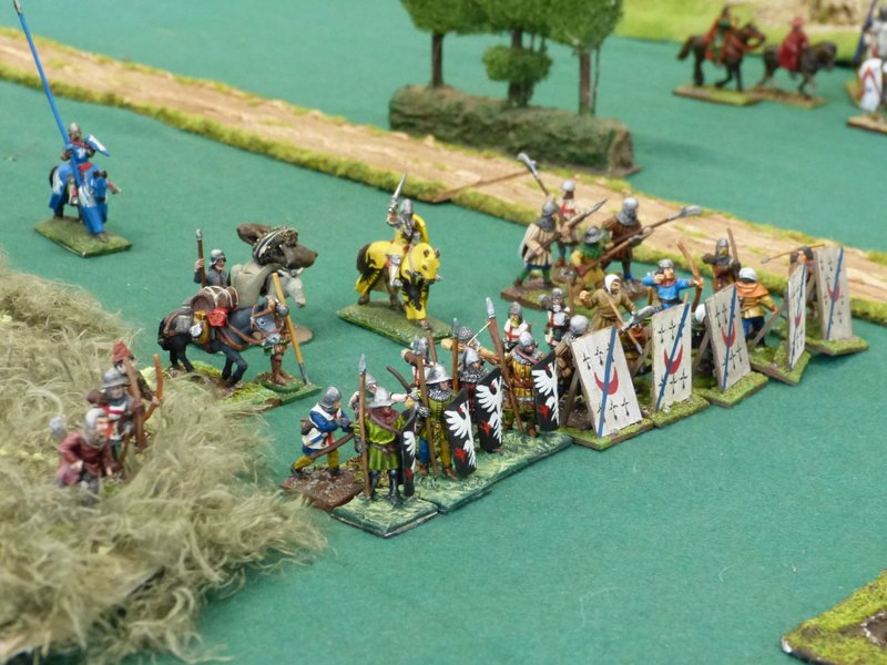 Deux ducs pour une couronne ...ou la guerre de Succession de Bretagne en raccourci ! P1040434